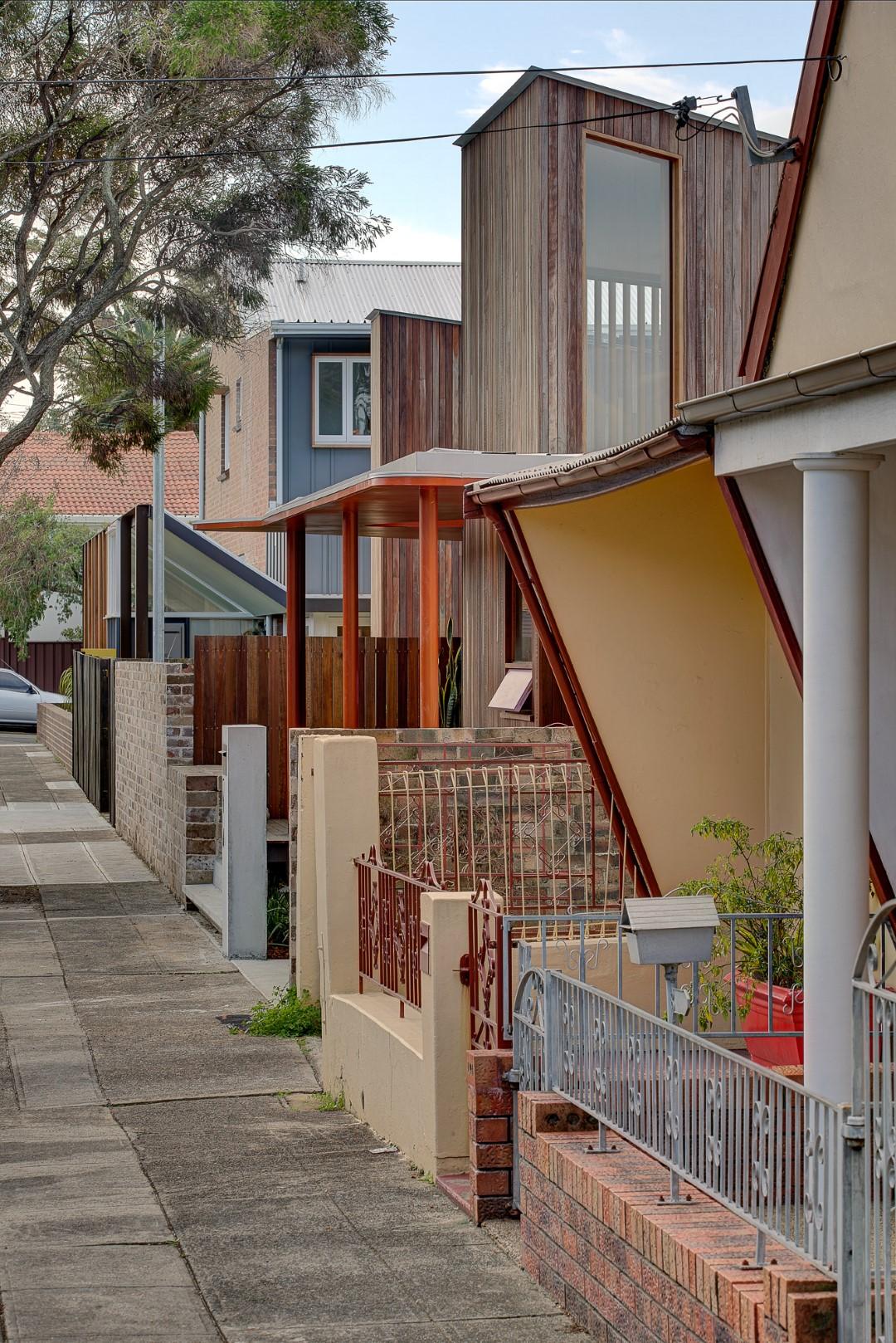 3 Houses Marrickville