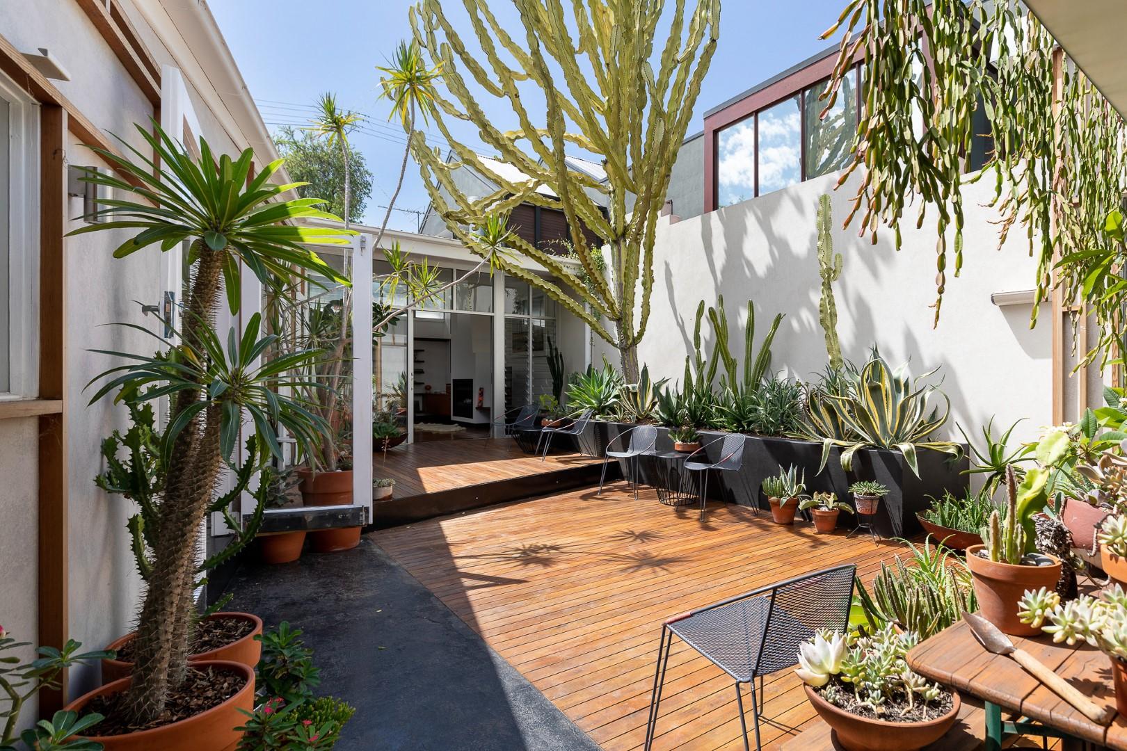 Leichhardt Courtyard House