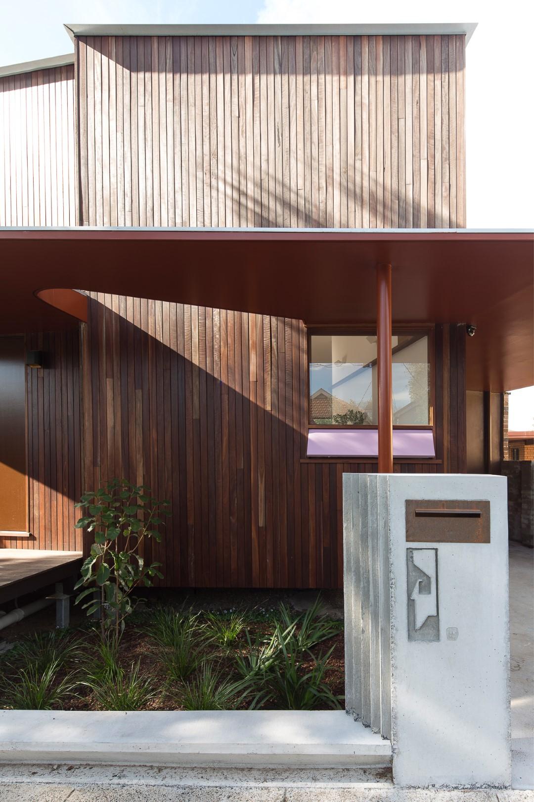Marrickville Courtyard House
